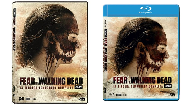 'Fear the Walking Dead': Ya a la venta la tercera temporada en DVD y Blu-ray