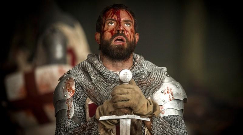 Llegan los templarios a HBO con 'Knightfall'