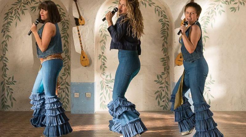 'Mamma Mia! Una y otra vez': Pieza del final de rodaje