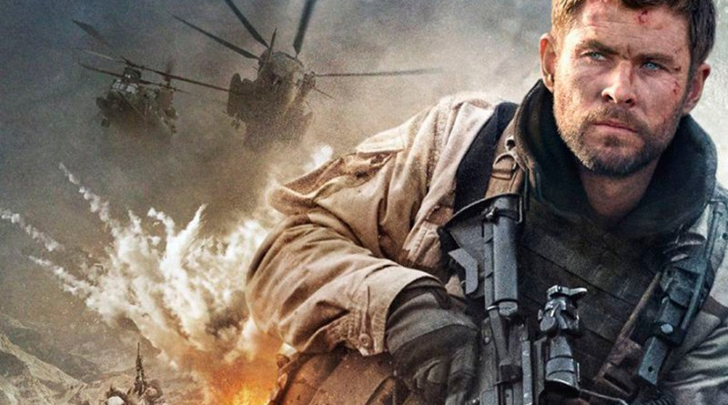 '12 Strong': Póster francés del drama bélico con Chris Hemsworth