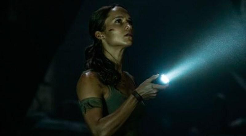 'Tomb Raider': Nueva imágenes de Alicia Vikandercomo Lara Croft