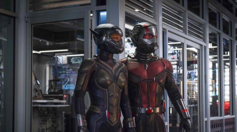 'Ant-Man y la Avispa': Primer tráiler oficial en español