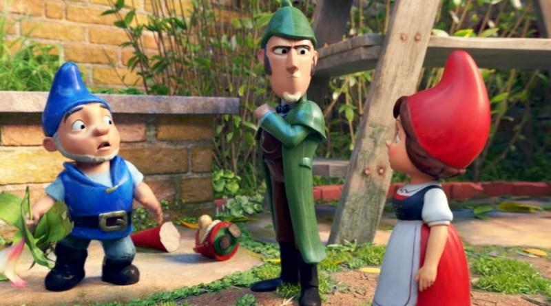 'Sherlock Gnomes': Nuevo anuncio español del regreso de Gnomeo y Julieta