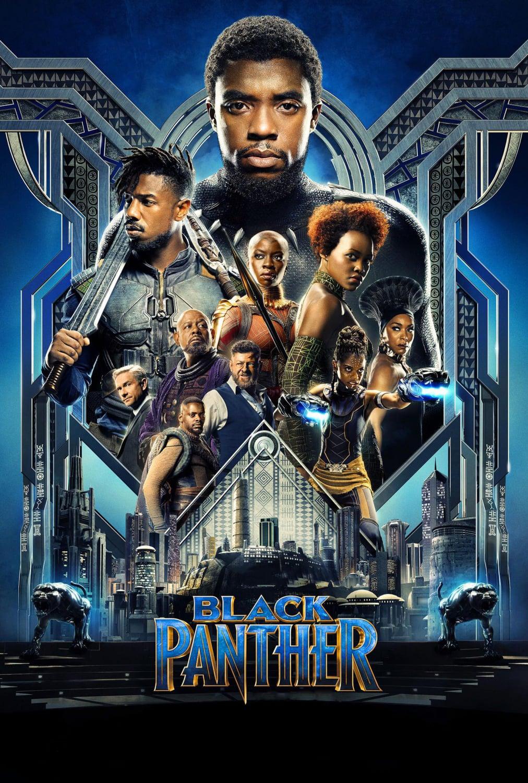 """Pósters de la película """"Black Panther"""""""