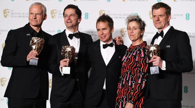 'Tres anuncios en las afueras': La gran triunfadora de los BAFTA 2018