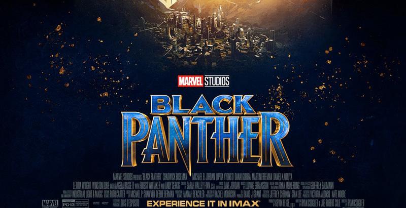 Black Panther. Imax Principal
