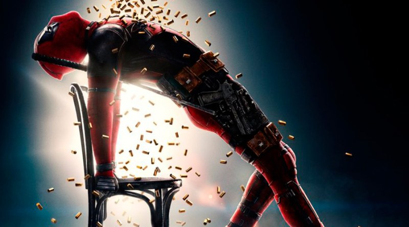 'Deadpool 2': Nuevo póster al estilo 'Flashdance'