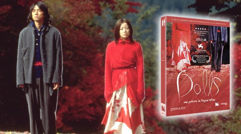 'Dolls': La película de Takeshi Kitano saldrá a la venta en DVD y Blu-ray en Marzo