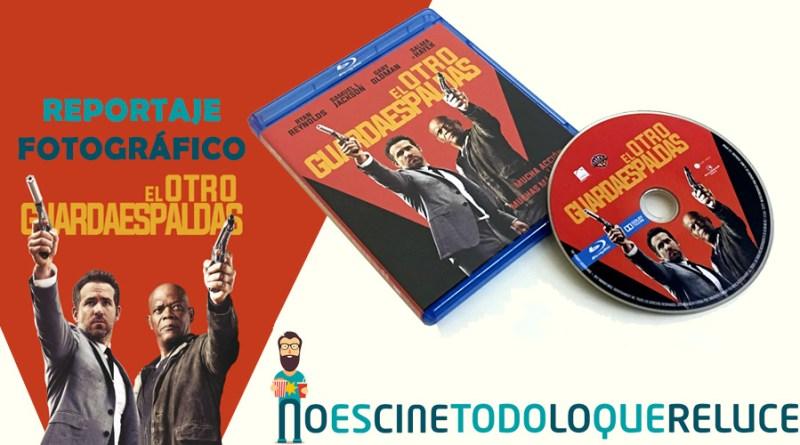 'El otro guardaespaldas': Reportaje fotográfico y detalles de la edición Blu-ray