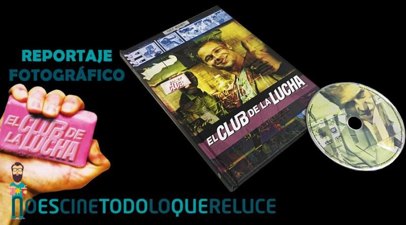 'El club de la lucha': Reportaje fotográfico y detalles de la edición Collector's Cut (DVD)