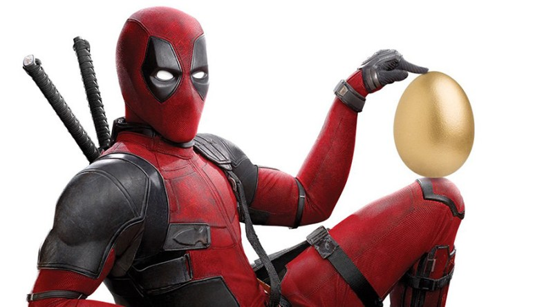 'Deadpool 2': Nuevo póster felicitando la Pascua