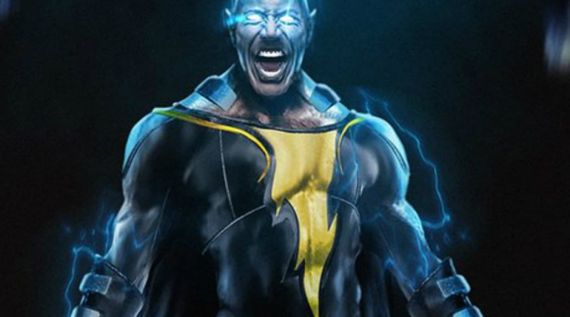 'Black Adam': Dwayne Johnson dice que podría rodarse en 2019