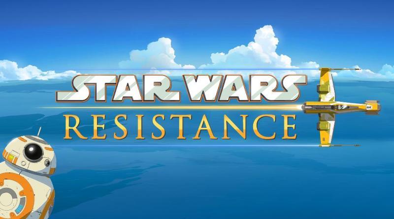 'Star Wars Resistance': Disney Channel confirma la serie con estética manga