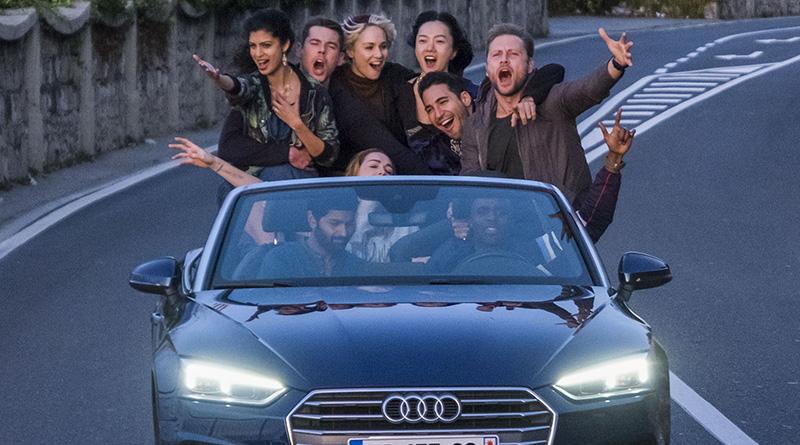 'Sense8': Netflix presenta el tráiler del esperado final de la serie