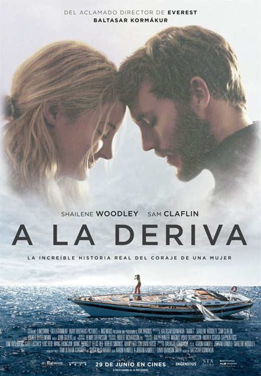 "Pósters de la película ""A la deriva"""