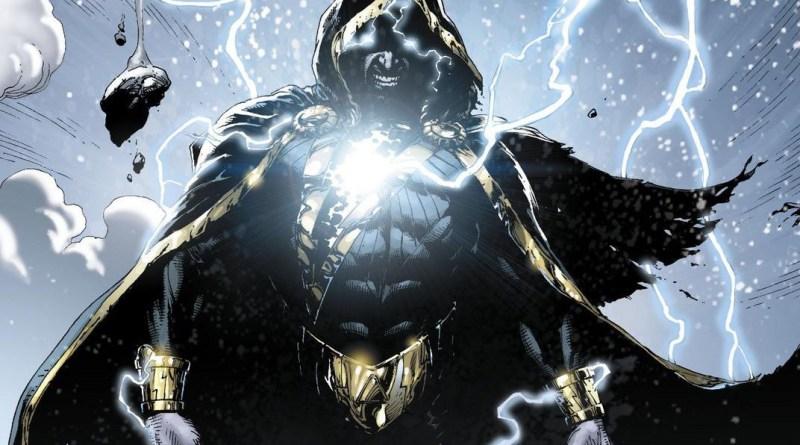 'Black Adam': Dwayne Johnson dice que podría rodarse a finales de 2019