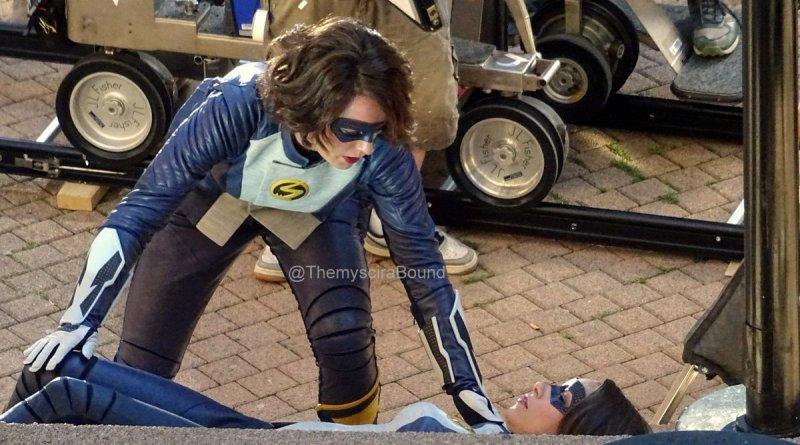 'The Flash': Así es el traje de Nora Allen en la quinta temporada
