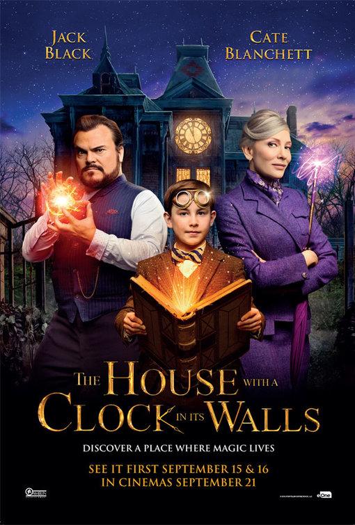 La casa del reloj en la pared