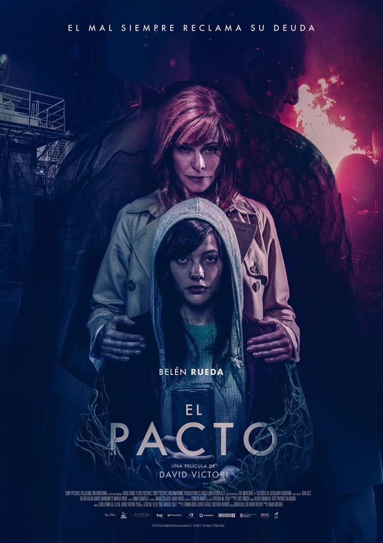"""Pósters de la película """"El pacto"""""""