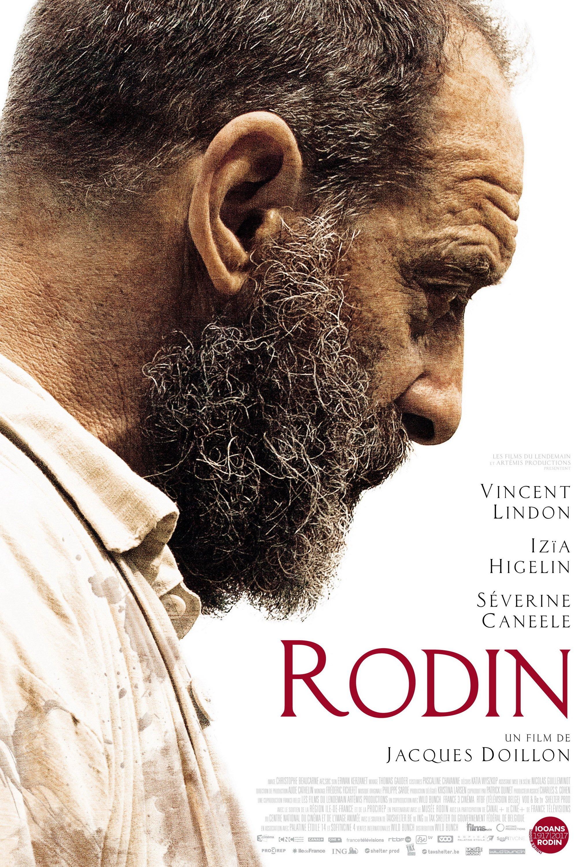 "Pósters de la película ""Rodin"""