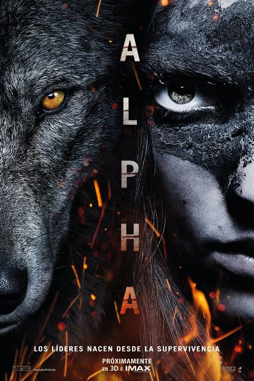 """Pósters de la película """"Alpha"""""""