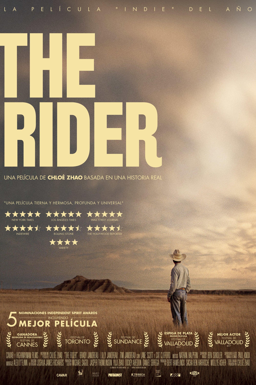 """Pósters de la película """"The Rider"""""""