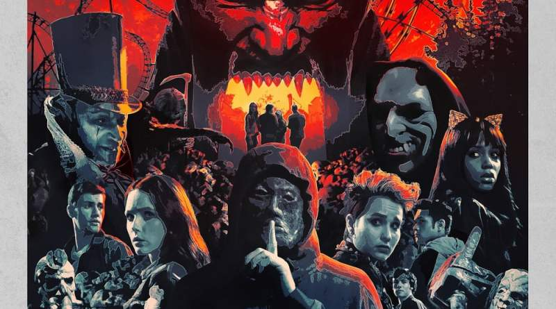 "Pósters de la película ""Hell Fest"""