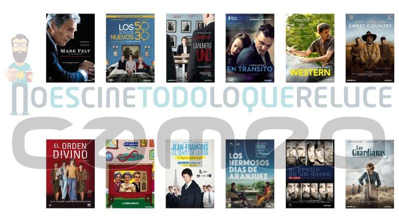 Lanzamientos de octubre en DVD y Blu-ray de Cameo