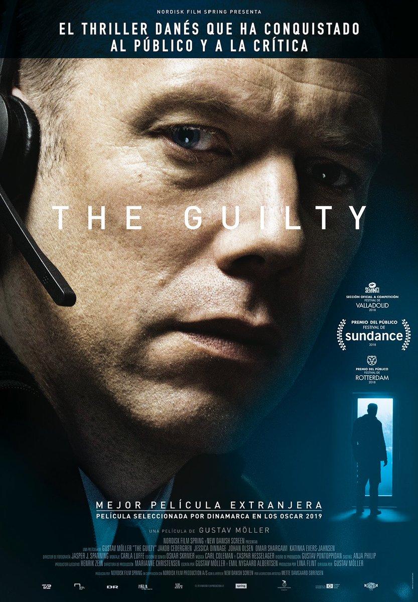 Últimas películas que has visto (las votaciones de la liga en el primer post) - Página 5 The-Guilty