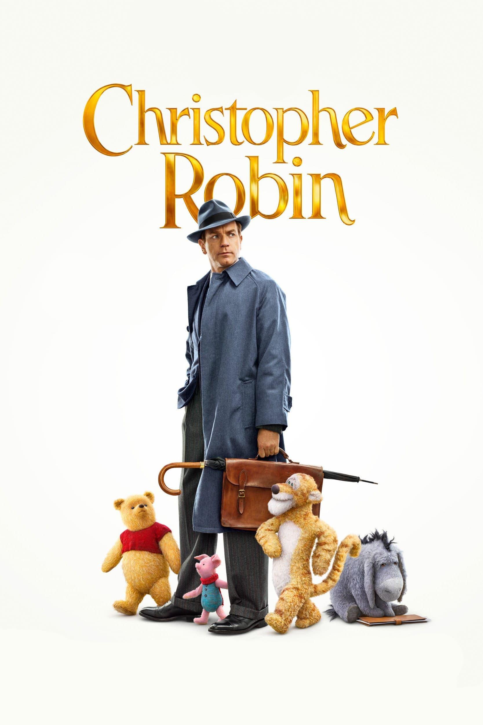 """Pósters de la película """"Christopher Robin: Un reencuentro Inolvidable"""""""