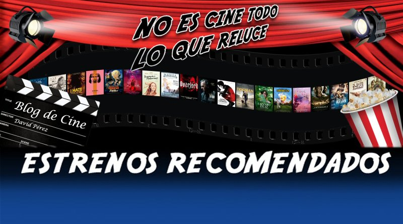 Vídeo avance y recomendación de la semana: 9 de noviembre de 2018