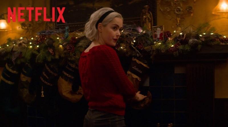 Las escalofriantes aventuras de Sabrina: Cuento del solsticio de invierno