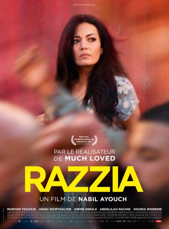 "Pósters de la película ""Razzia"""