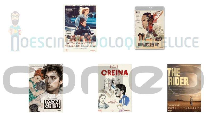 Lanzamientos de enero en DVD y Blu-ray de Cameo
