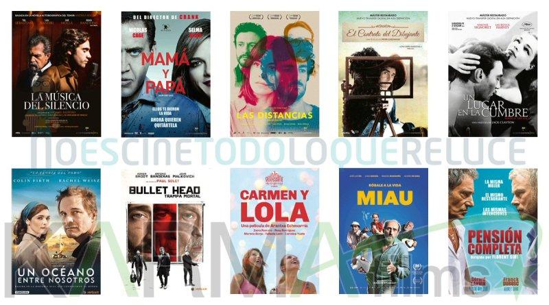 Lanzamientos de enero en DVD y Blu-ray de Karma Films