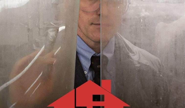 "Pósters de la película ""La casa de Jack"""