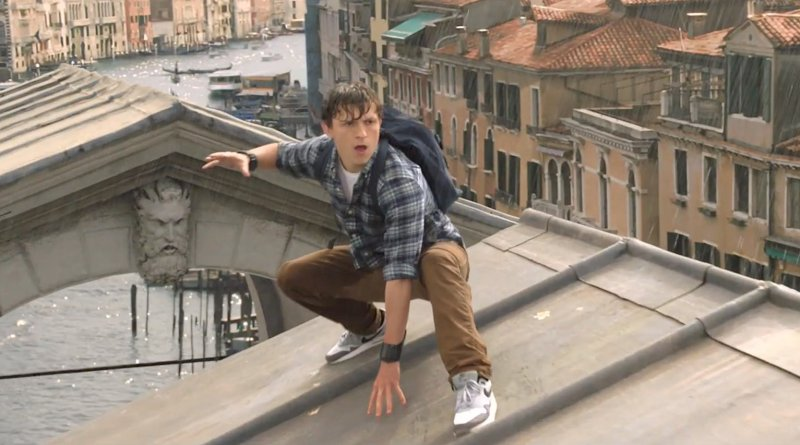 'Spider-Man: Lejos de casa': Teaser tráiler internacional