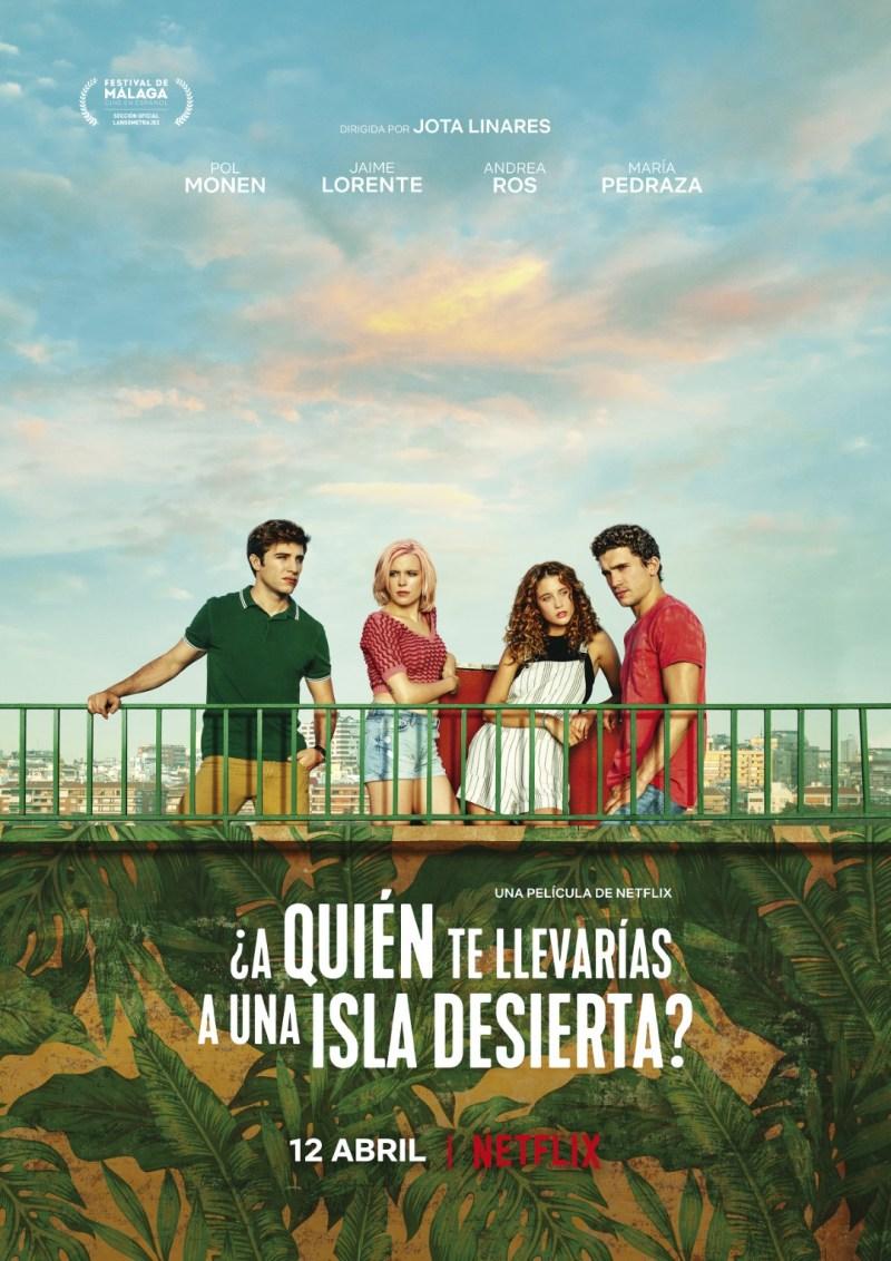 ¿A quién te llevarías a una isla desierta?