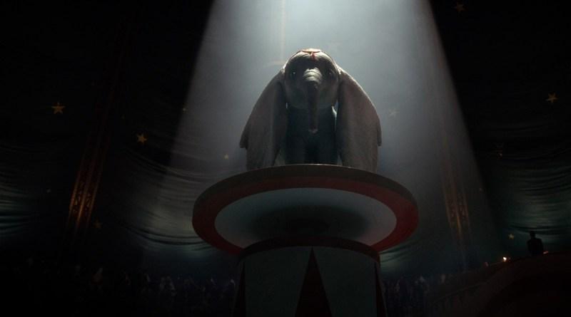 Dumbo: Nuevos adelantos en los que el elefante volador demuestra sus habilidades