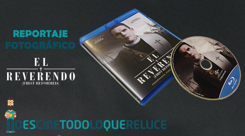 El reverendo (Bluray)