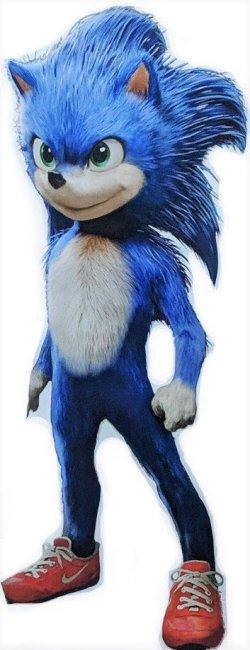 'Sonic. La Película': Miedo nos da el aspecto revelado del erizo azul