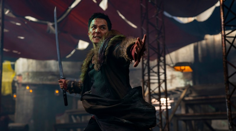 Into the Badlands en AMC