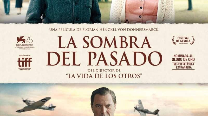 """Pósters de la película """"La sombra del pasado"""""""