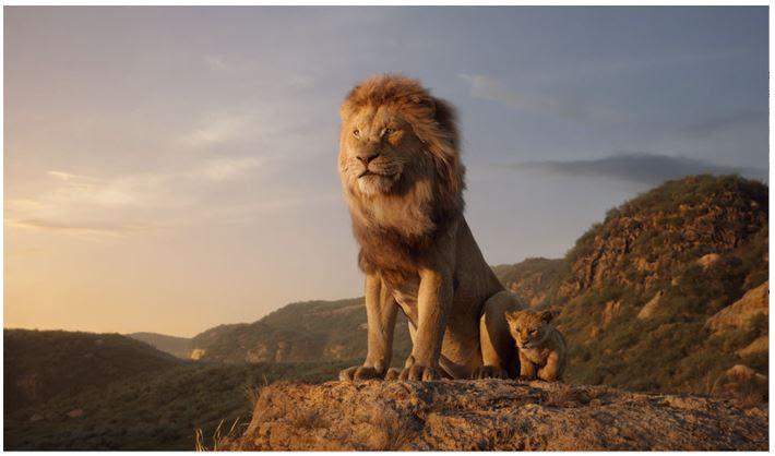 'El Rey León': Nuevo tráiler a falta de 100 días para el estreno
