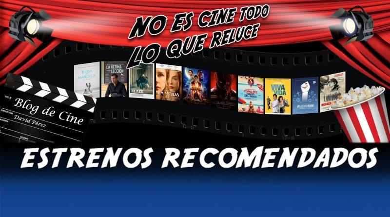 Vídeo avance y recomendación de la semana: 24 de mayo de 2019