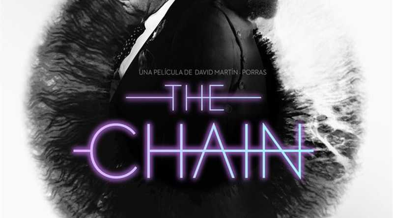 "Pósters de la película ""The chain"""