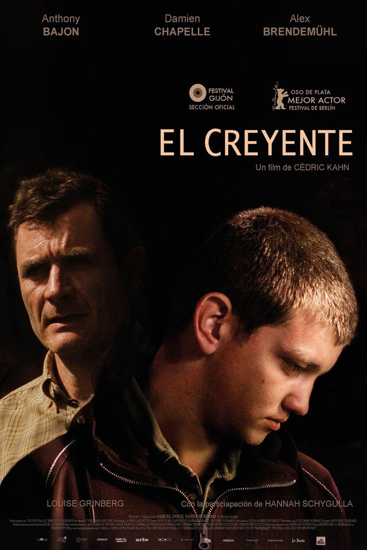 """Pósters de la película """"El creyente"""""""