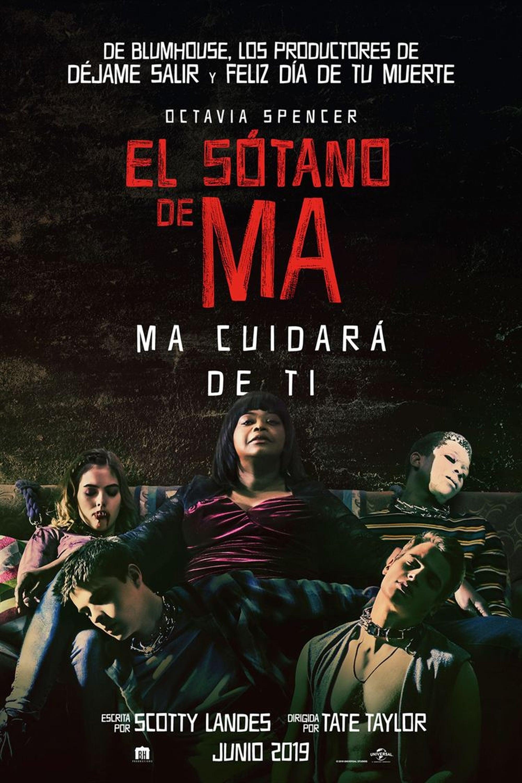 "Pósters de la película ""El sótano de Ma"""