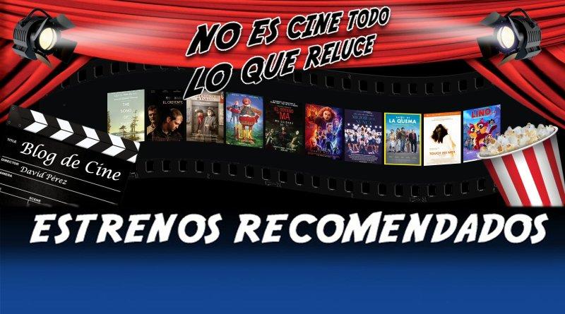 Vídeo avance y recomendación de la semana: 7 de junio de 2019