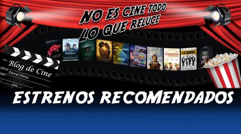 Vídeo avance y recomendación de la semana: 21 de junio de 2019